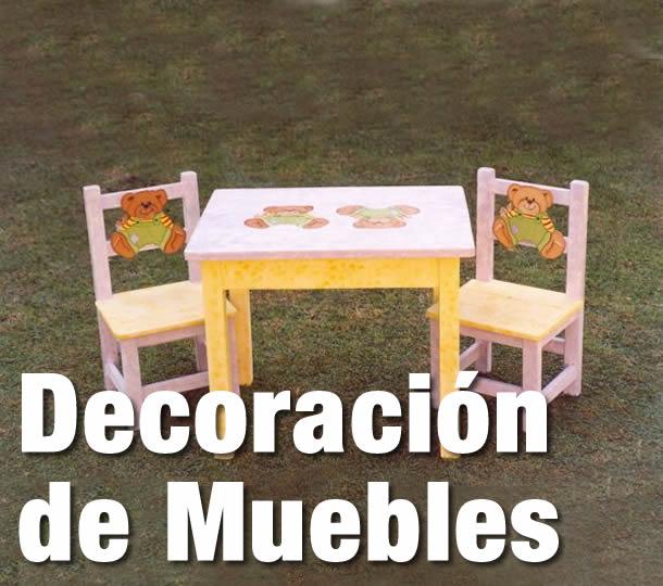 Galería de Decoración de Muebles