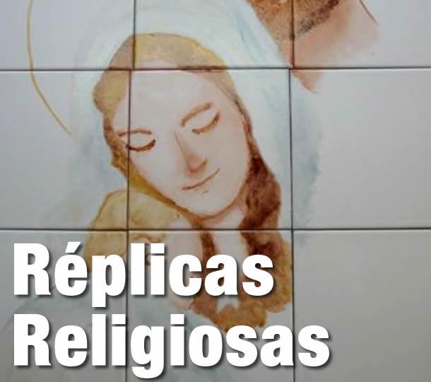 Galería de Réplicas Religiosas